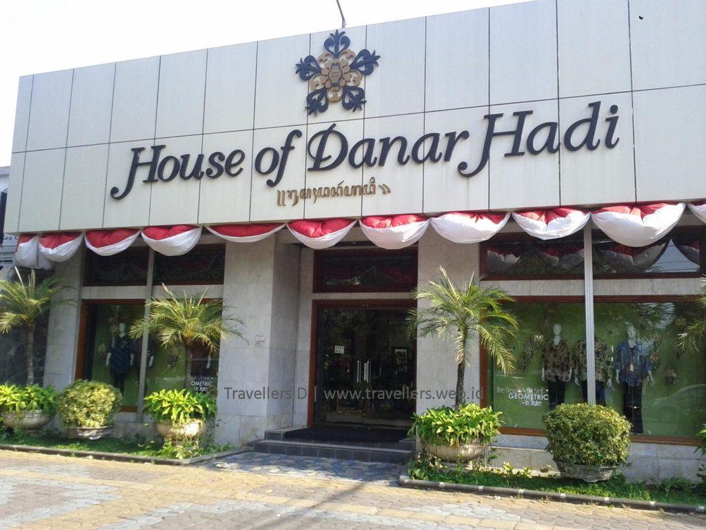Museum Danar Hadi, House of Danar Hadi Solo
