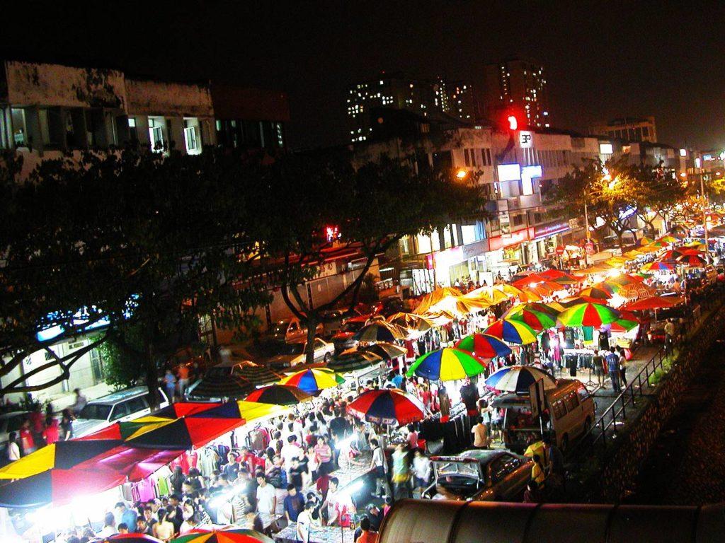 Wisata Solo Ngarsopuro night market