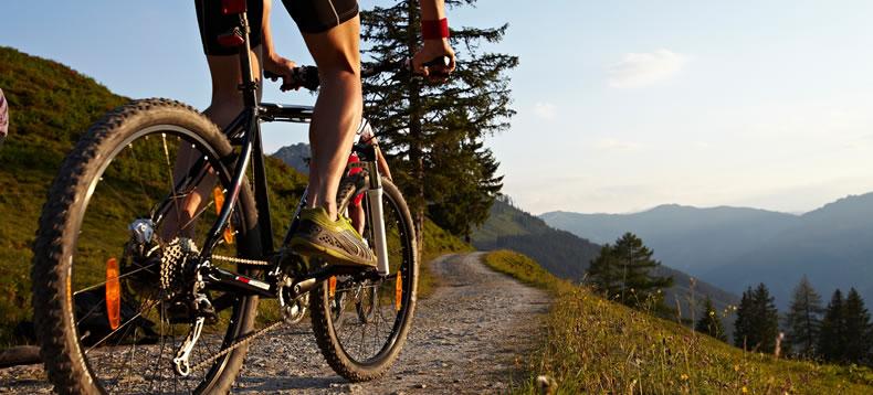 bersepeda untuk mengecilkan perut