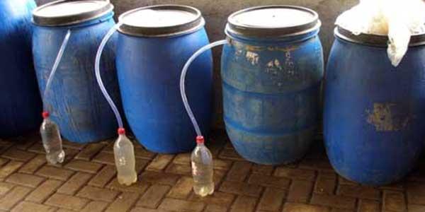 ember tempat membuat pupuk organik cair