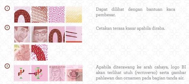 keterangan mata uang baru
