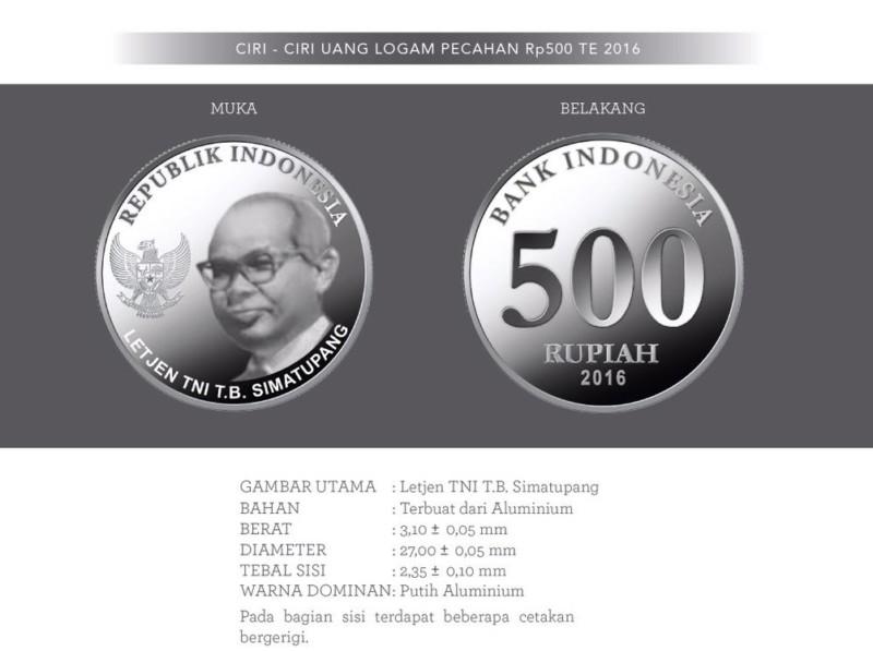 gambar mata uang 500 baru