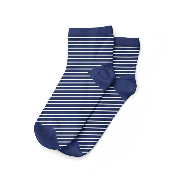 Kaos kaki pendek untuk pria pekerja