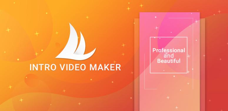 3D Intro video maker