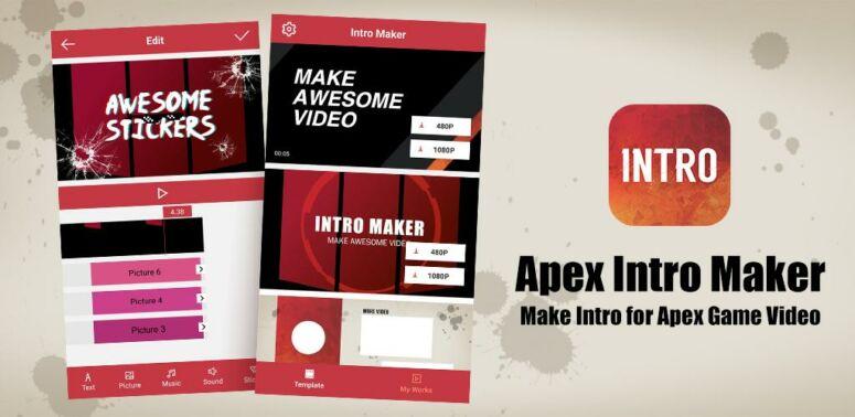 Apex Intro Maker