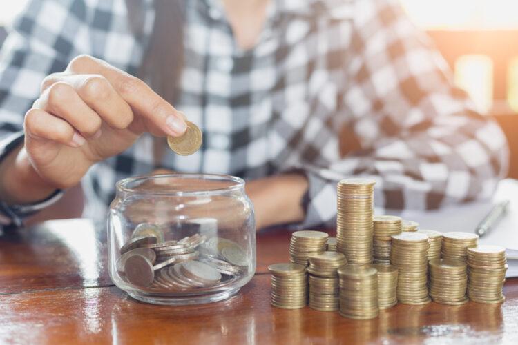 tips tabung uang koin juga