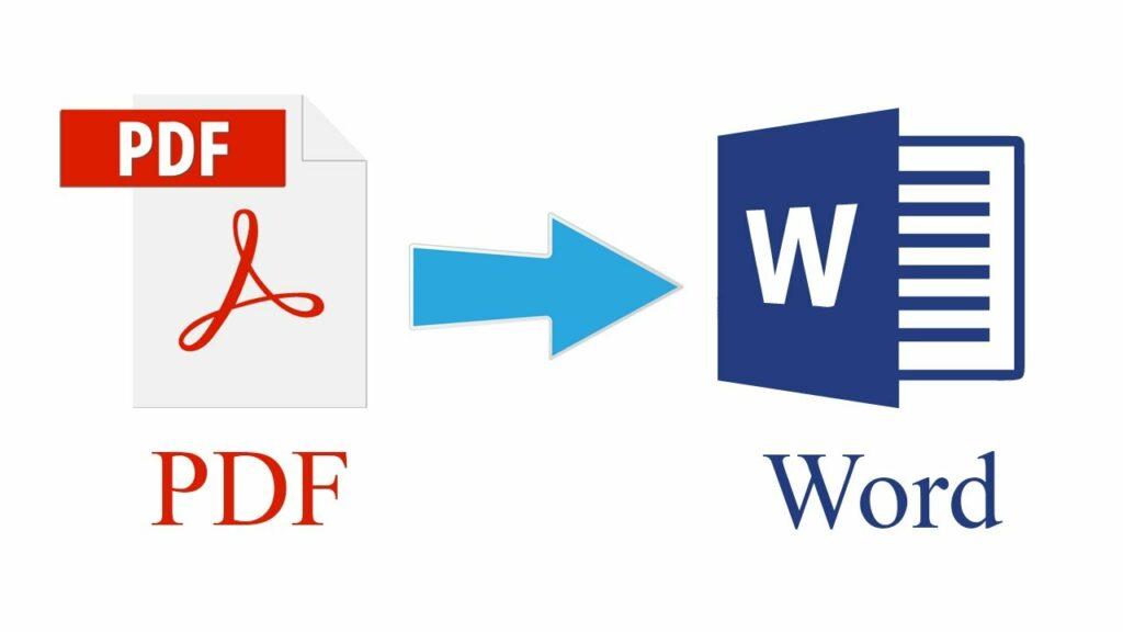 konvert pdf to doc