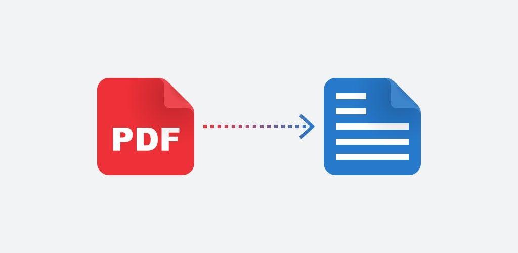 pdf jadi word biar mudah diakses